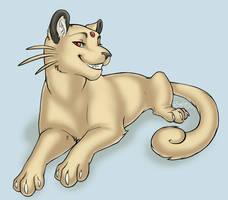 Persian by WerewolfPsycho