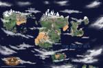 Ultimate Hyrule Overworld Map
