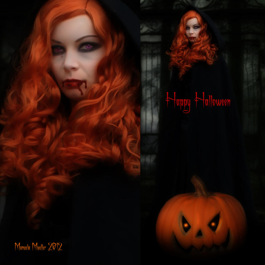 Happy Halloween 2012 by VelaniArt