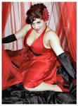 Red Glamour Girl