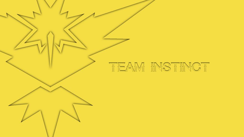 Team Instinct Wallpaper Pokemon Go: Elaios (Elias)