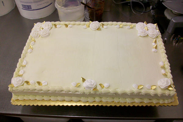 Happy Th Anniversary Sheet Cake Images