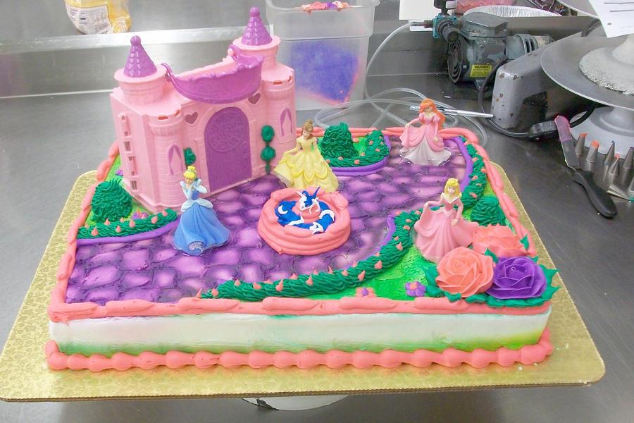 Princess Signature Cake V 2 By Zoro Swordsman On Deviantart