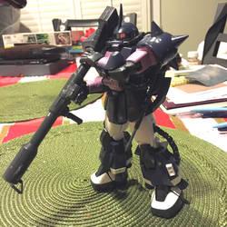 Black Tri-Star Zaku II