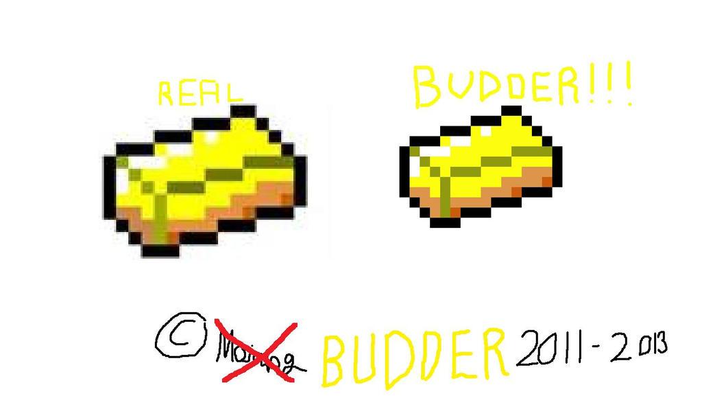 Butter Ingot Minecraft Minecraft Butter (Gold...