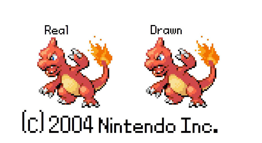 how to get charmander in pokemon fire red