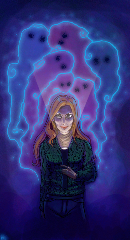 Ghosties by Ukeaco