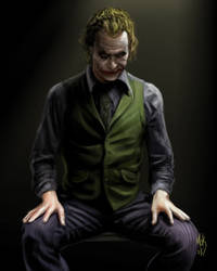 Why so serious? by MohK