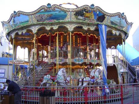 Stock: Merry-go-round