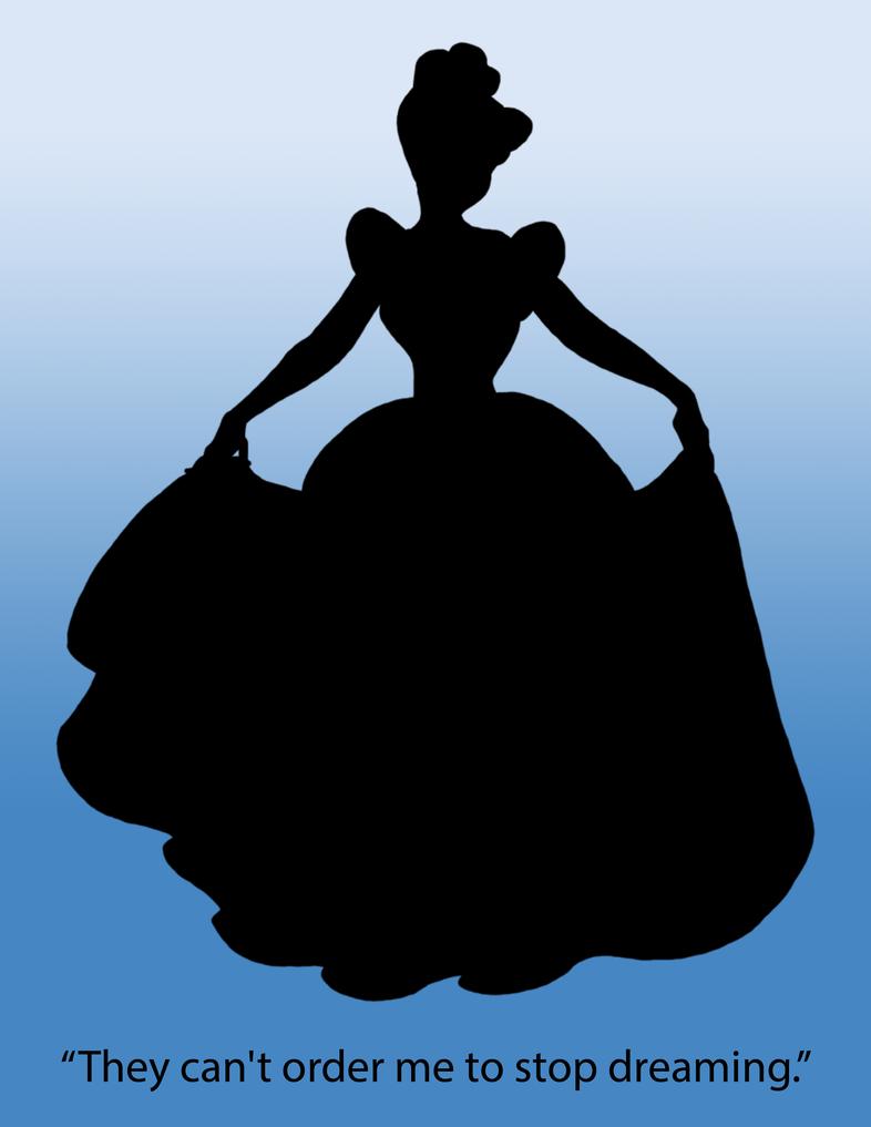 Cinderella Silhouette Poster by DamitaLPerez on DeviantArtPrintable Cinderella Silhouette