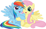 Flutters and Dashy by TheArtsyEmporium