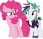 The Punk and the Puff by TheArtsyEmporium