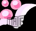 Commission: Bubblegum Breeze - Cutiemark by TheArtsyEmporium