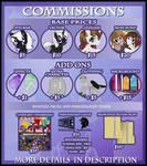 (2018) Commission Chart