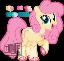 Pinkie Pie X Fluttershy Ship by TheArtsyEmporium