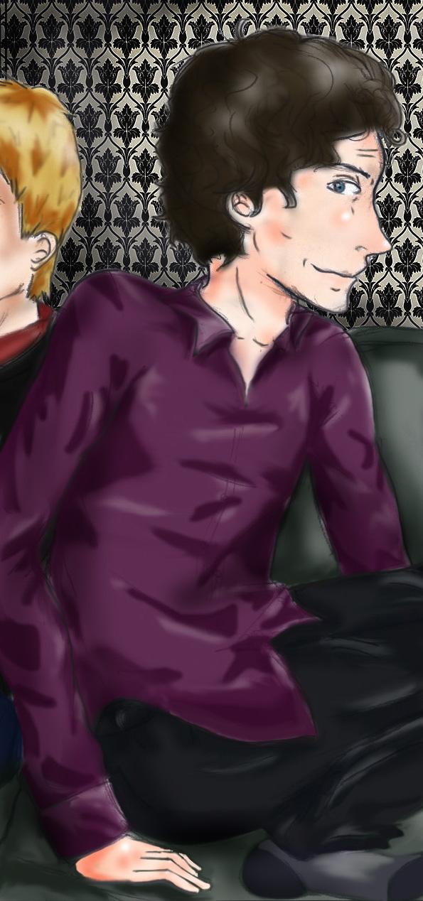 More Sherlock by denyEV3RYTH1NG