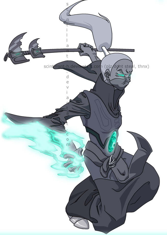COMSH fullbody adult Necrotide by Scintillant-H