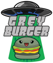 Grey Burger franchise logo
