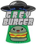 Grey Burger franchise logo