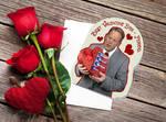 'Period' Sean Spicer Valentine