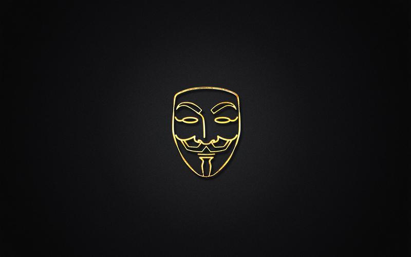 Wallpaper Vendetta Gold By HKZE