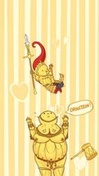 wallpaper OS by ModounBubble