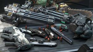 UAC munitions