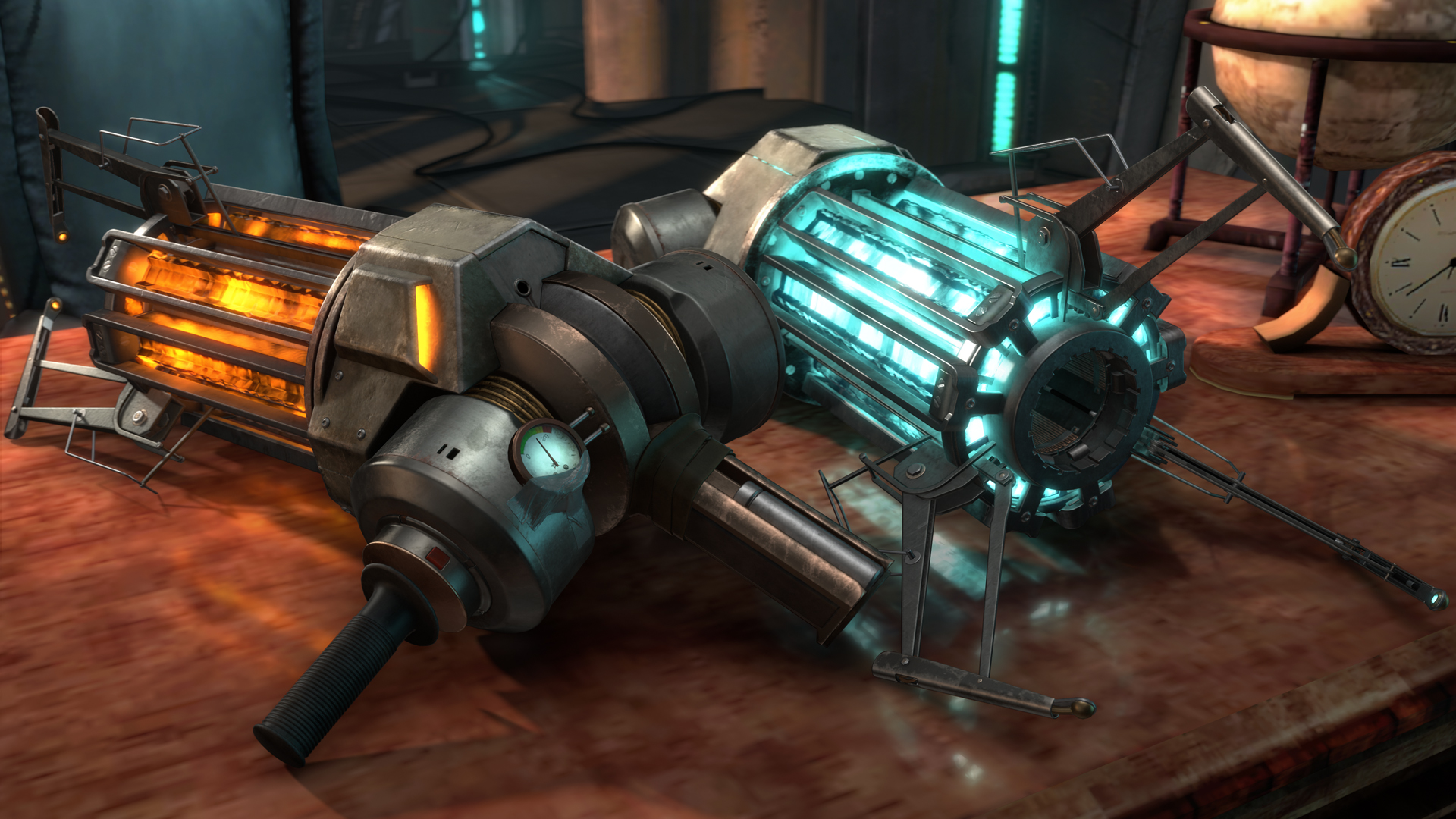 Gravity Gun remodel for Hl2, Garrysmod, and Sfm - Developers ...
