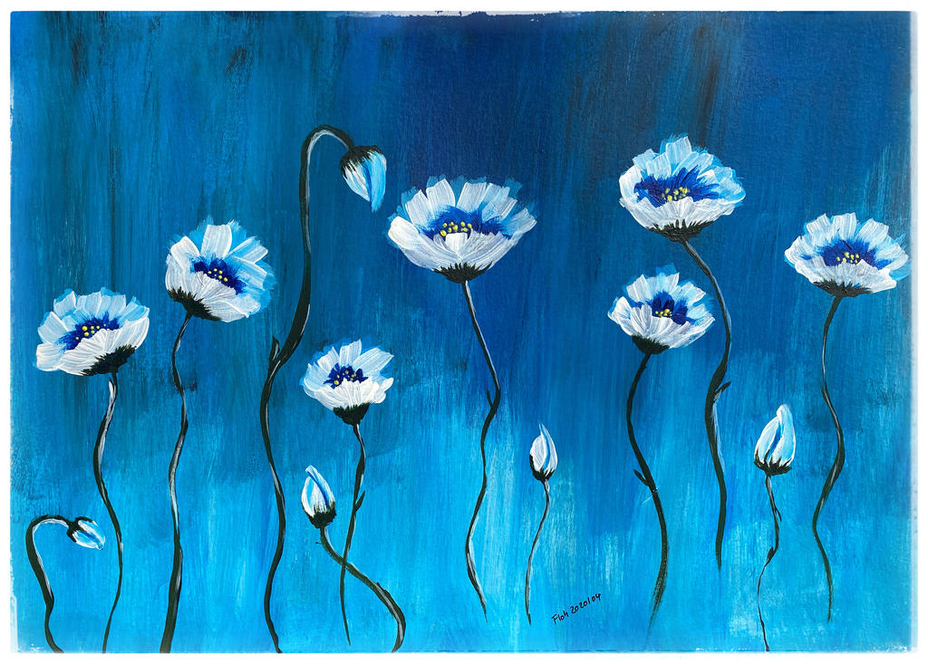 blue by floh555