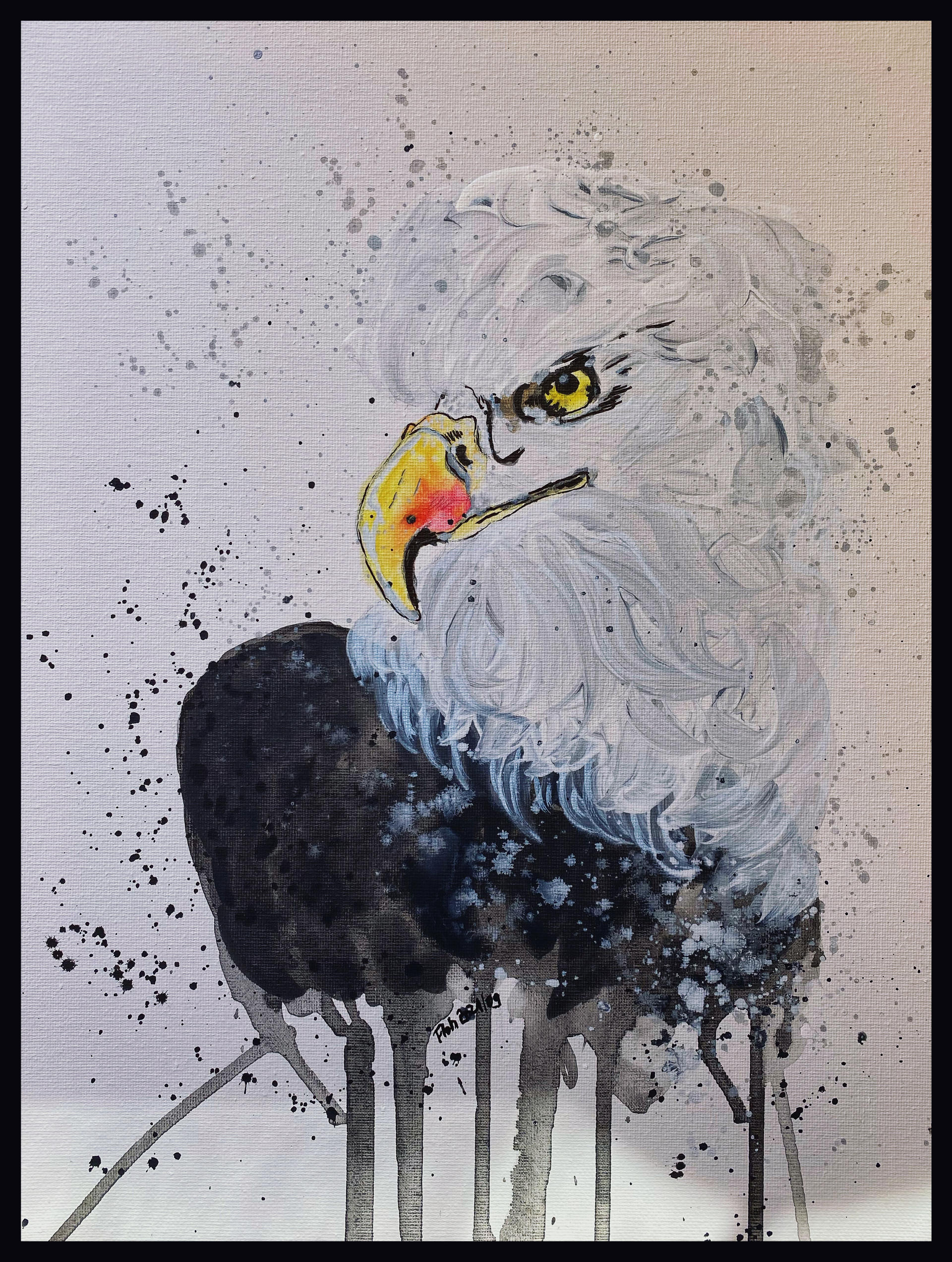 Eagle daddy Axel