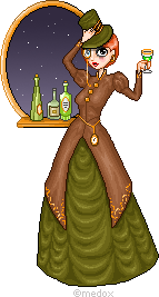 Absinthe by Medox-Pixelated