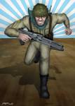 Soldado argentino 2050