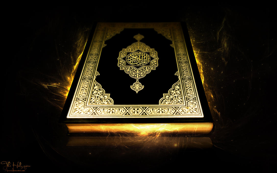 Holy Quran by HQuranQuran Wallpaper Free Download
