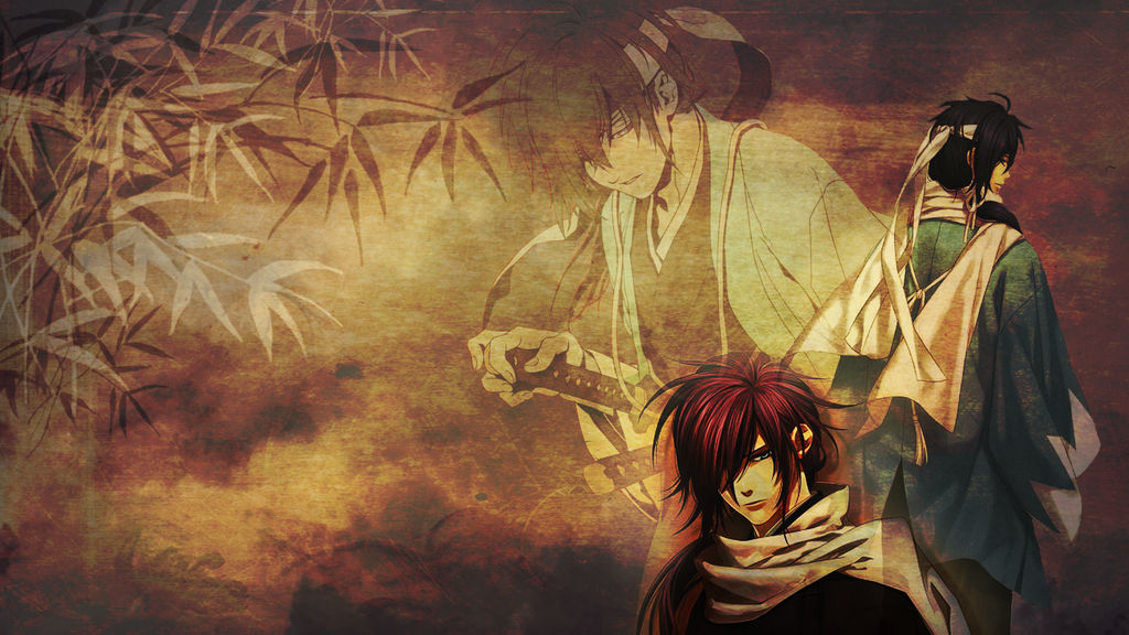 Bamboo Warrior - Hajime Saitoh