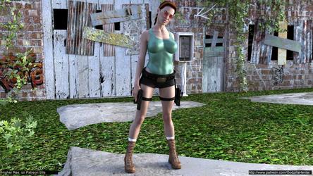 Tomb Raider - V8 Pinup 79 @medium