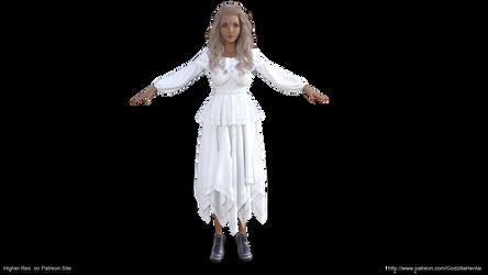 Belldandy - Boho Dress@low