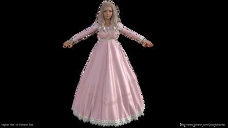 Belldandy - Belle Dress@low
