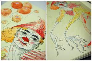 Ermenegildo the Clown...