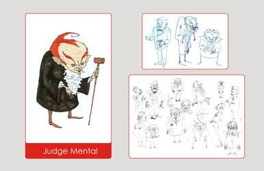 Judge Mental