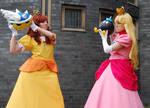 Princesses At War