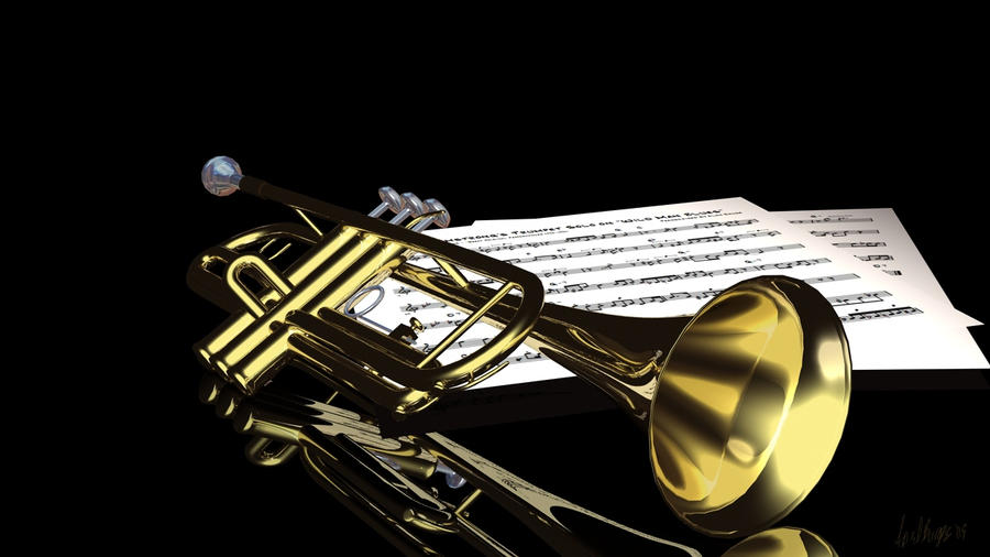 gallery for jazz trumpet wallpaper