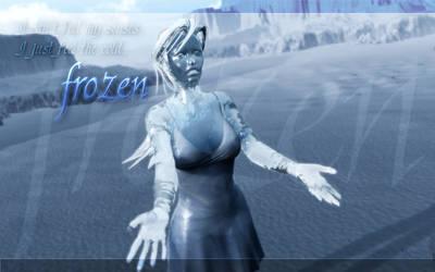 Frozen by Kethaera