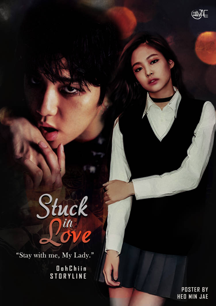 Stuck in Love | Fanfiction Poster