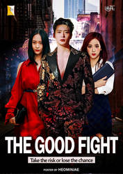 [Fanfiction Cover] The Good Fight