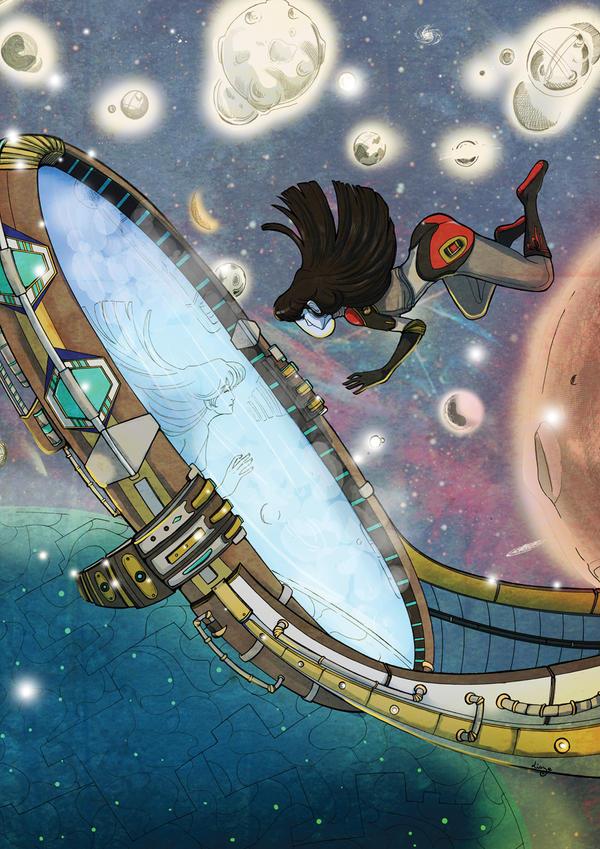 Stargate by Liaze