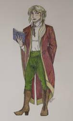 G - Rhen (Fanart) Colored