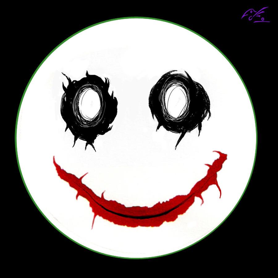 <b>Joker Smile Face</b> Mask