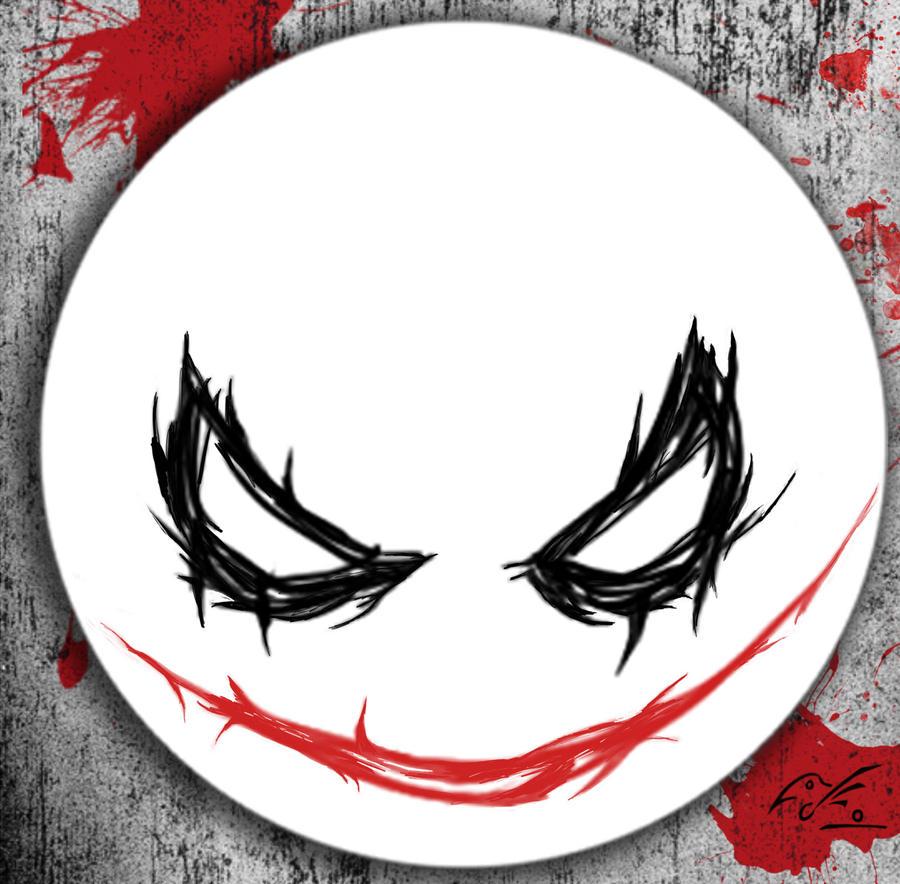 <b>Joker Smile Face</b> 33669 | BITNOTE
