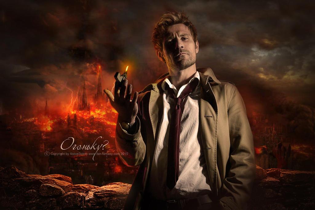 Constantine NBC by 4istoe3oloto