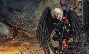 Battle for heaven by 4istoe3oloto